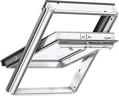 Мансардное окно деревянное Velux GGL 2070 940х1400 1-ств. (цент. ось) 1-кам.