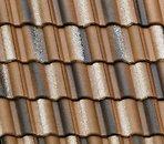 Фото Braas Адрия рядовая 420х333 мм slury коричневая