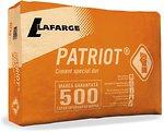 Фото Lafarge Patriot M500 25 кг