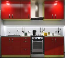 Фото FlashNika Кухня Палитра 2.0