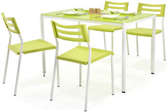 Halmar Figaro + 4 стула