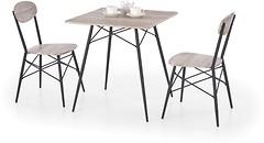 Halmar Kabir 70x70x75 + 2 стула