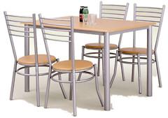 Halmar Elbert + 4 стула