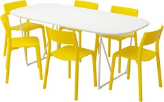 IKEA Оппебю/Бэккарид Ян-Инге 092.296.87