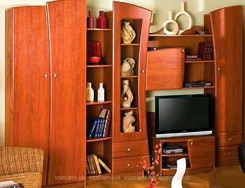 Стенка палермо мебель