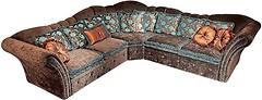 Фото КИМ-мебель Bellagio угловой (без механизма)