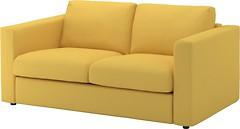 Фото IKEA ВИМЛЕ Диван 2-местный 392.053.31