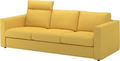 Фото IKEA Вимле Диван 3-местный 592.566.64