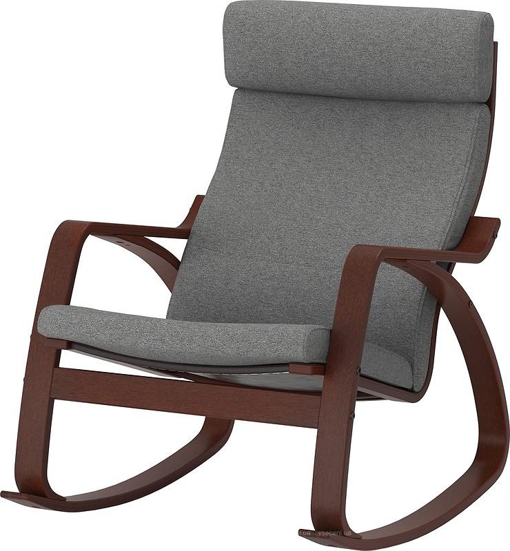 Ikea поэнг Lysed кресло качалка 09244447 цены в г днепр купить