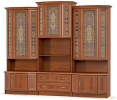 Мебель-сервис Барон витрина