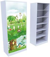 Mebelkon Нежность шкаф для белья 211x80x50