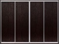 Фото Zevs Мебель Шкаф-купе четырехдверный Стандарт ДСП+ДСП+ДСП+ДСП 2800x450x2100