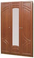 Фото Просто Мебель Мелодия 3-х дверный с зеркалом