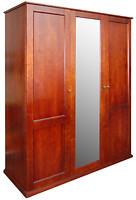 Фото Елисеевская мебель Шкаф 3-х дверный