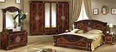 Мебель-сервис Спальня Рома 4Д