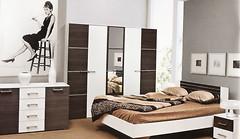 Світ меблів Спальня Круиз 3Д
