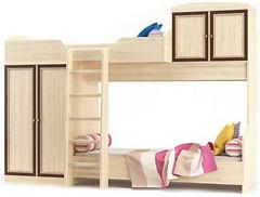 Мебель-сервис Кровать-горка Дисней 200x90