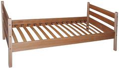Фото Babygrai Одноярусная кровать из бука 2