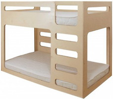 Фото IndigoWood Кровать двухъярусная Cubed 80x160