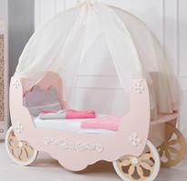 Фото IndigoWood Кроватка детская Grand Cab