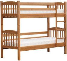 Фото Mebigrand Двухъярусная кровать Бай-Бай 80x190