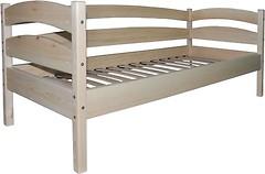 Фото Babygrai Одноярусная кровать люкс из сосны 80x190