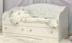 Фото Вальтер-мебель Swarovski диванчик 90x190