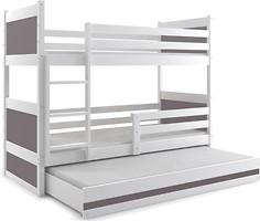 Фото BMS Group Двухъярусная Rico 90x200 с дополнительным спальным местом