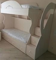 Фото Merabel Двухъярусная кровать (ал5-3)