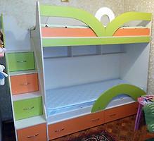 Фото Merabel Двухъярусная кровать (ал20-2)