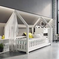 Фото Mobler HB-02 90x160 кровать-домик