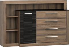 Мебель-сервис Фиеста 1Д4Ш