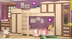 Мебель-сервис Детская Дисней 2