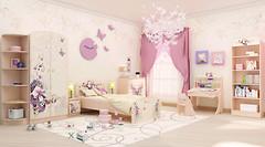 Вальтер-мебель Детская Бабочки