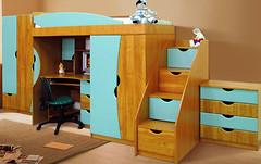 Просто мебель Детская Арлекино