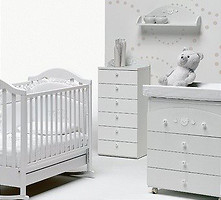 Фото Baby-Itlia Didi Chest Drawer