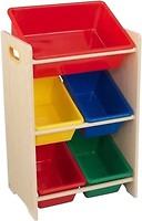 Фото KidKraft Стеллаж для игрушек 15472