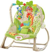 Фото Fisher-Price Массажное кресло Веселые обезьянки CBF52