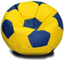 Фото Bel.i.v Кресло-мяч Yellow-Blue