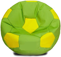 Фото Bel.i.v Кресло-мяч Green-Yellow