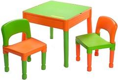 Tega Комплект стол+2 стула MT-003