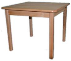 Фото Финекс Плюс Стол деревянный ольха