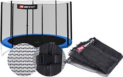 Фото Hop-Sport Сетка для батута внешняя 305 см 4 ноги (HS-TON010)