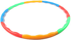 Фото LiveUp Обруч массажный Hula Hoop (LS3326)