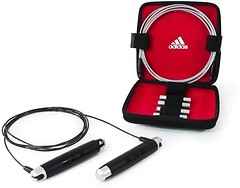 Фото Adidas Jump rope set with case (ADRP-11012)
