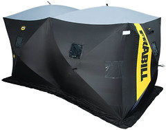 Frabill Headquarters Hub Shelter 4-6 Anglers