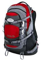 Фото Terra Incognita Tirol 35 red/grey