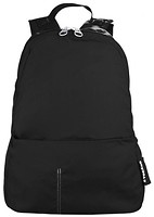 Tucano Compatto XL Backpack Packable Black (BPCOBK)