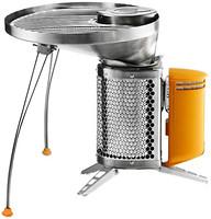 Biolite Portable Grill Silver BILITEPRTGRSL
