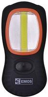 Фото Emos Flashlight Plastic E-4435 3W COB+3xLED (P3883)
